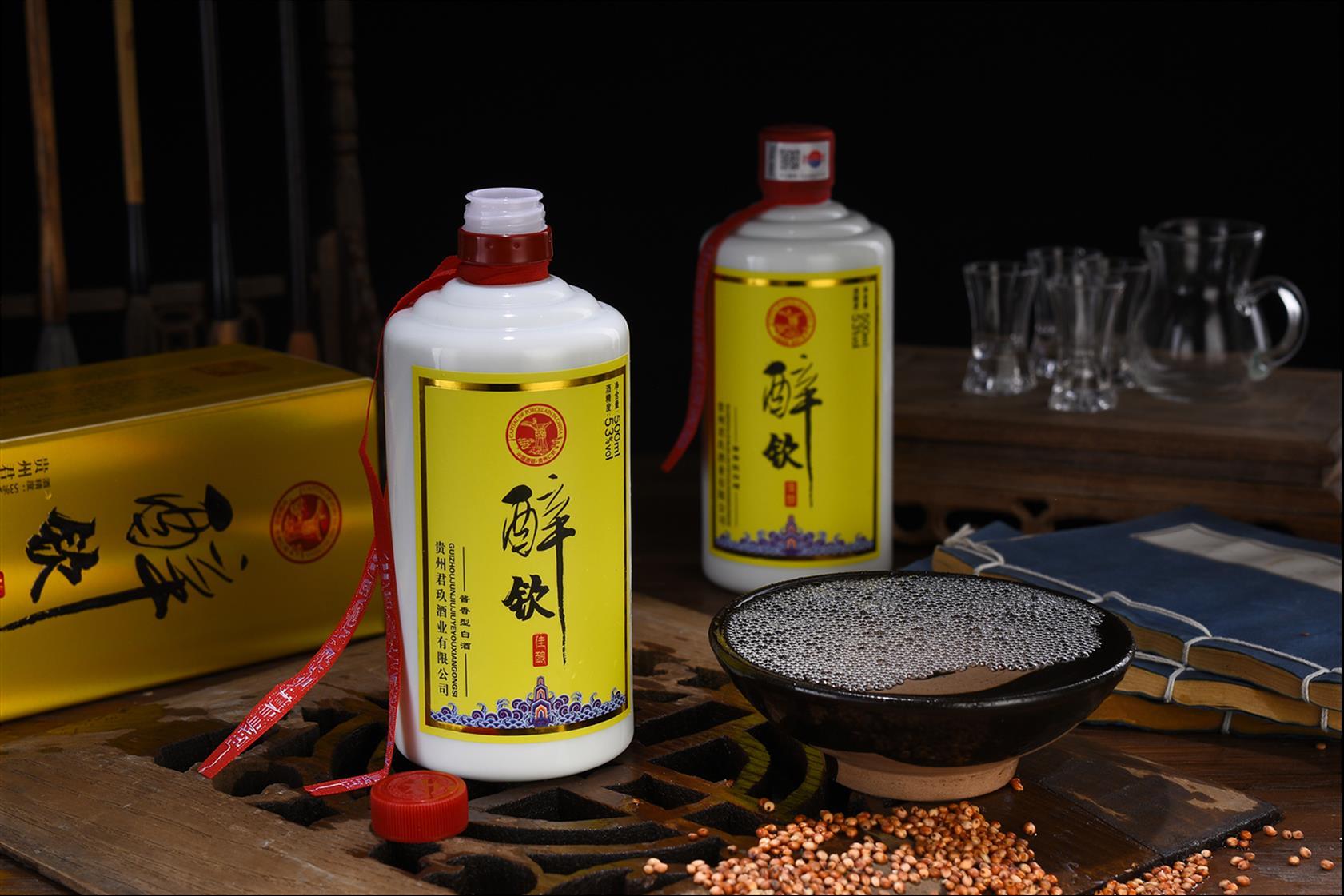 昆明茅香型白酒