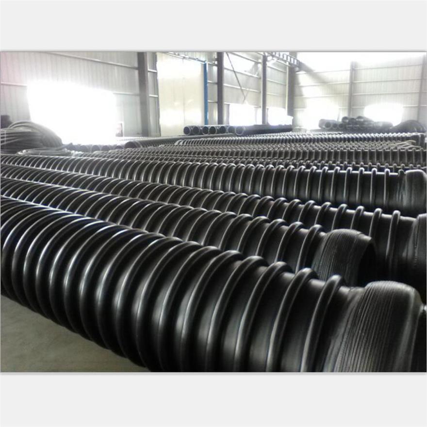 黑龙江承插式HDPE缠绕管壁厚