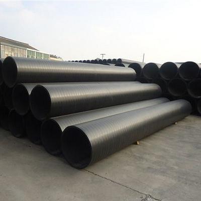 山东HDPE缠绕结构壁管