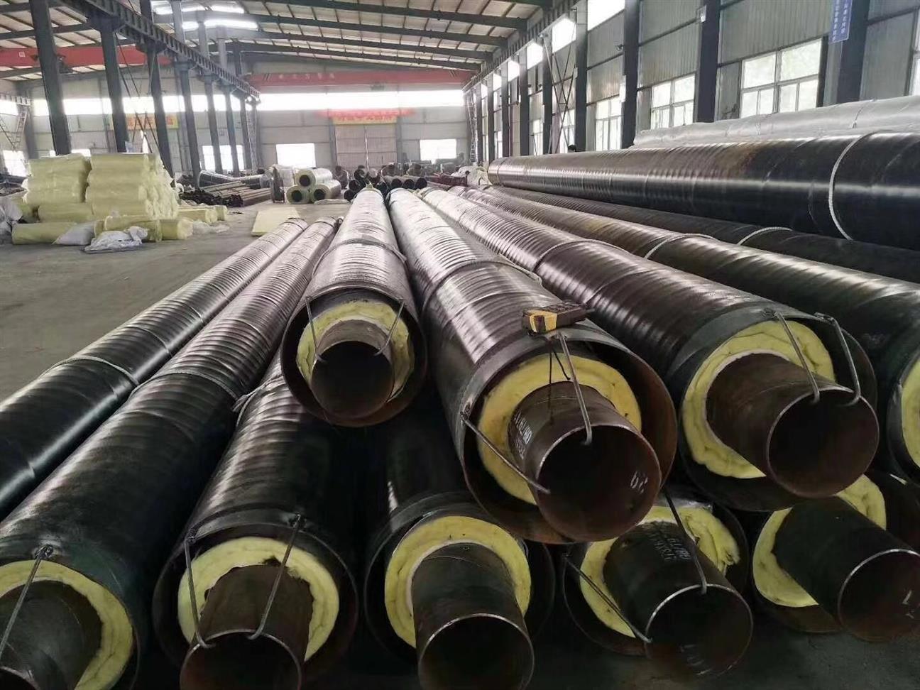 桂林保温钢管生产