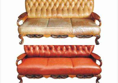 浦东旧沙发修补