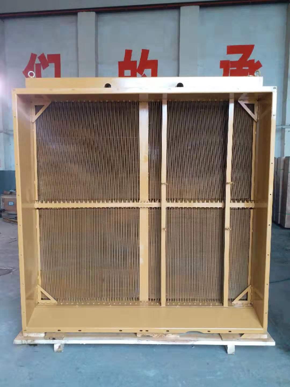 严格按照济柴图纸生产散热器厂家
