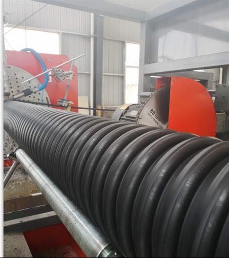 上海HDPE内肋增强波纹管标准