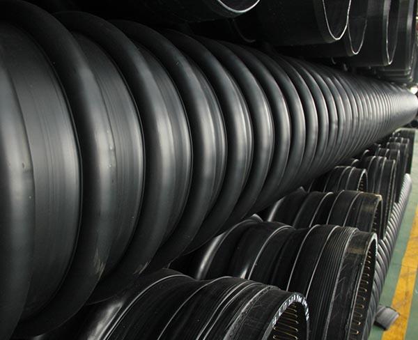 青海HDPE增强缠绕管规格