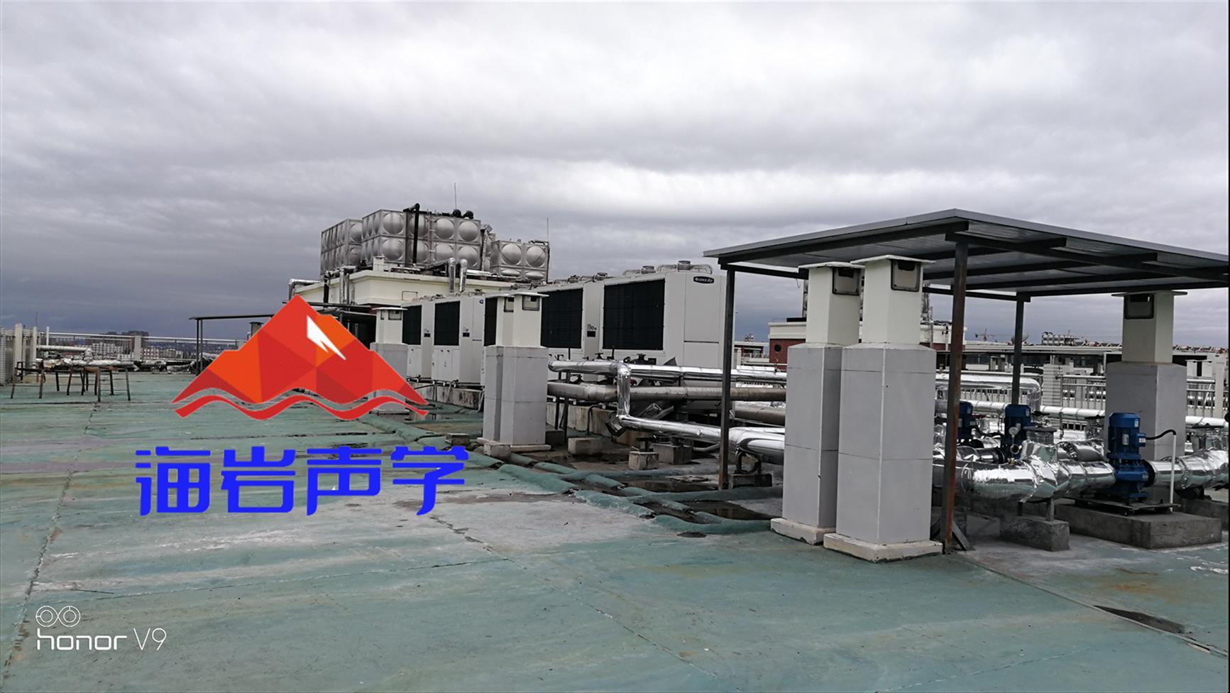 乌兰浩特市空调压缩机降噪工程