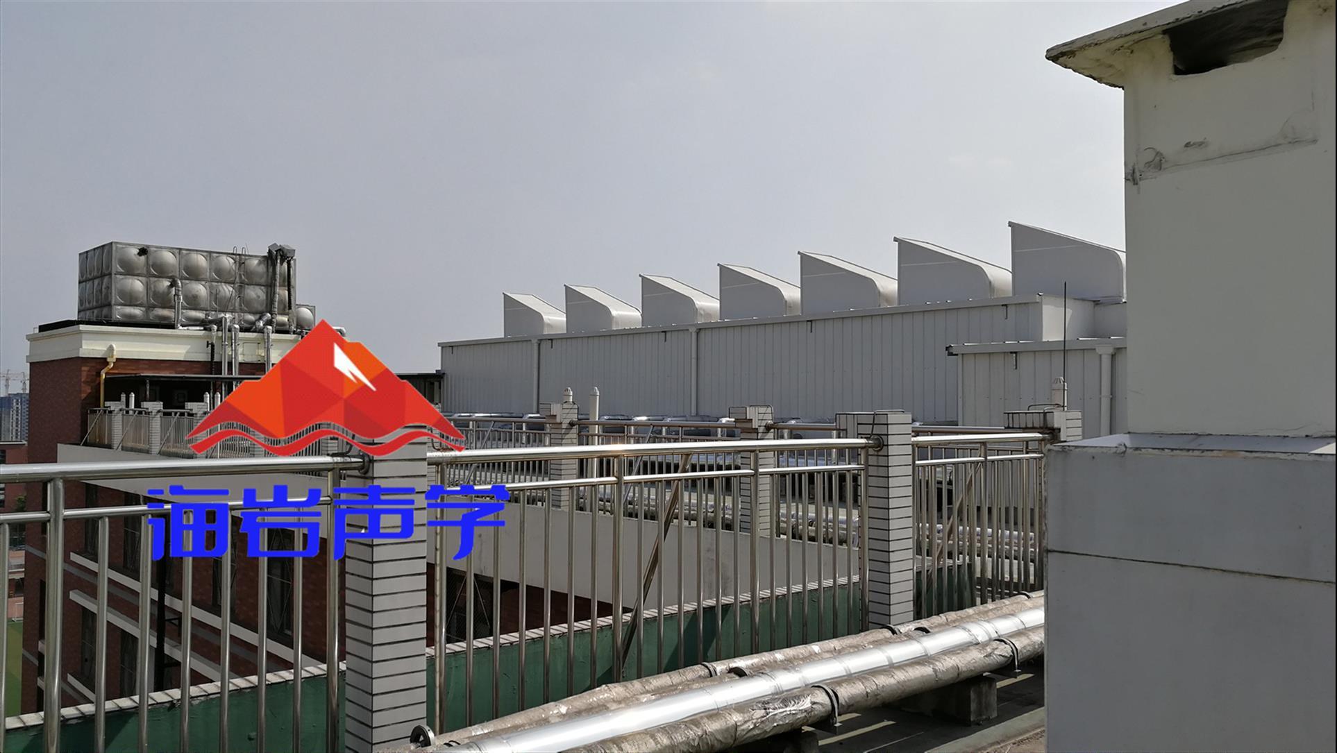 二连浩特市空调压缩机降噪工程