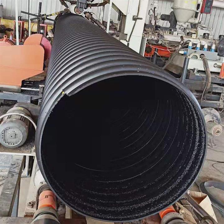 北京钢带增强螺旋波纹管的连接方式