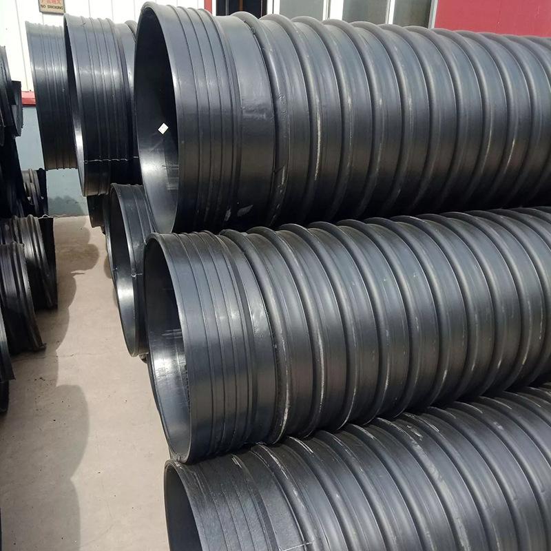 贵州HDPE钢带增强管
