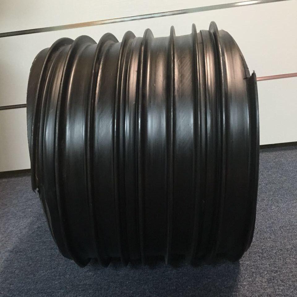 北京聚乙烯塑钢缠绕管怎么连接