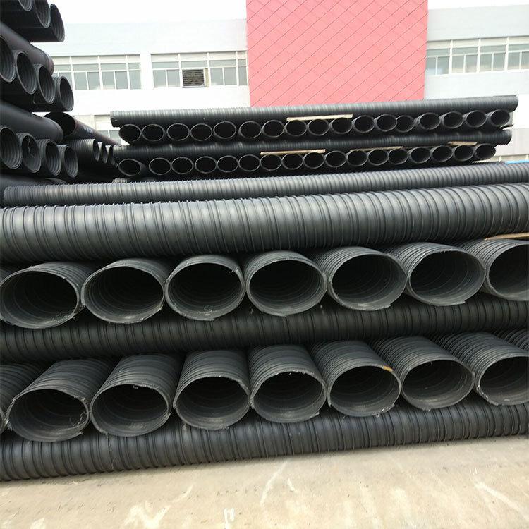 海南HDPE塑钢缠绕管怎么连接