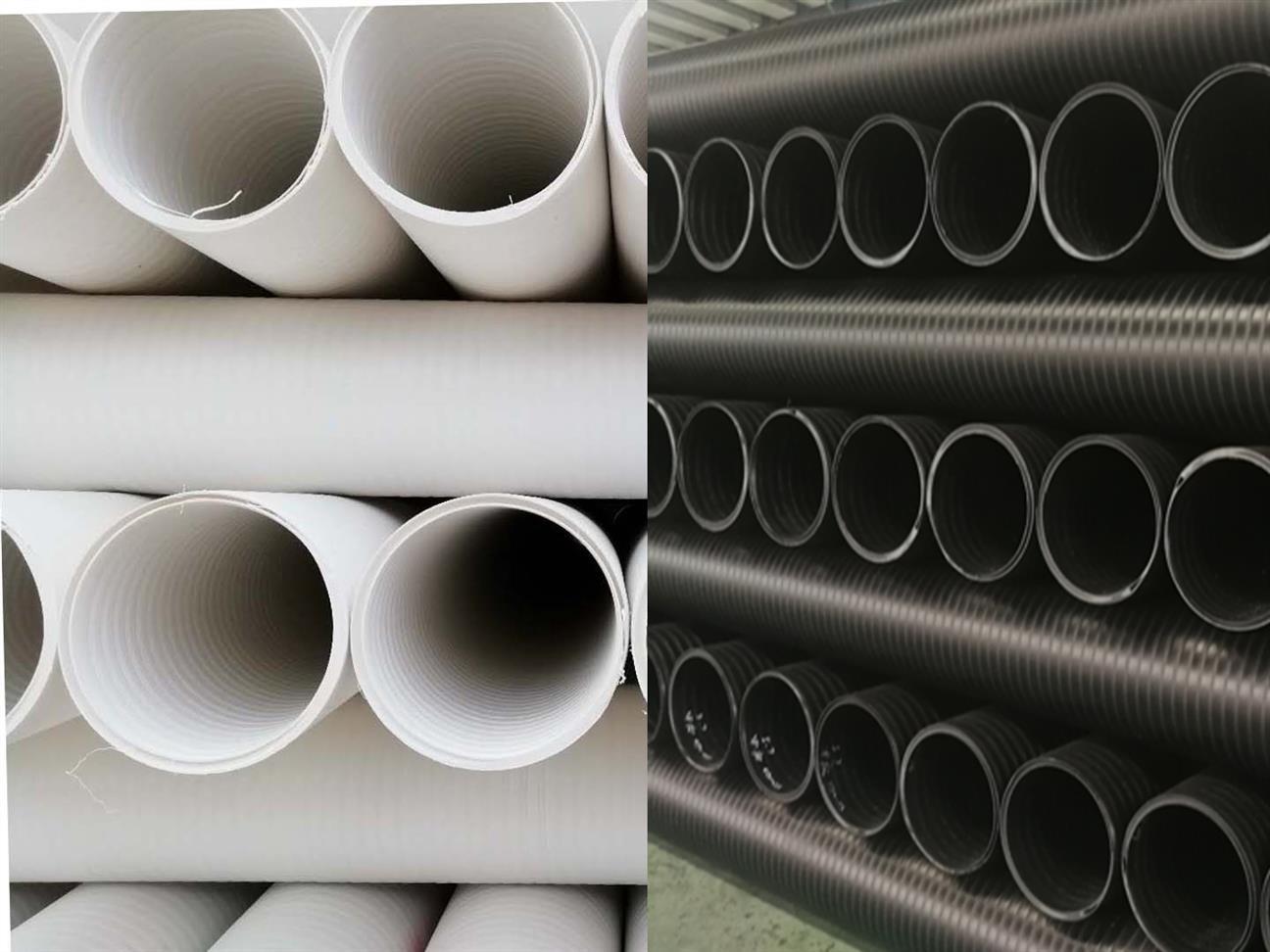 海南聚乙烯缠绕管标准