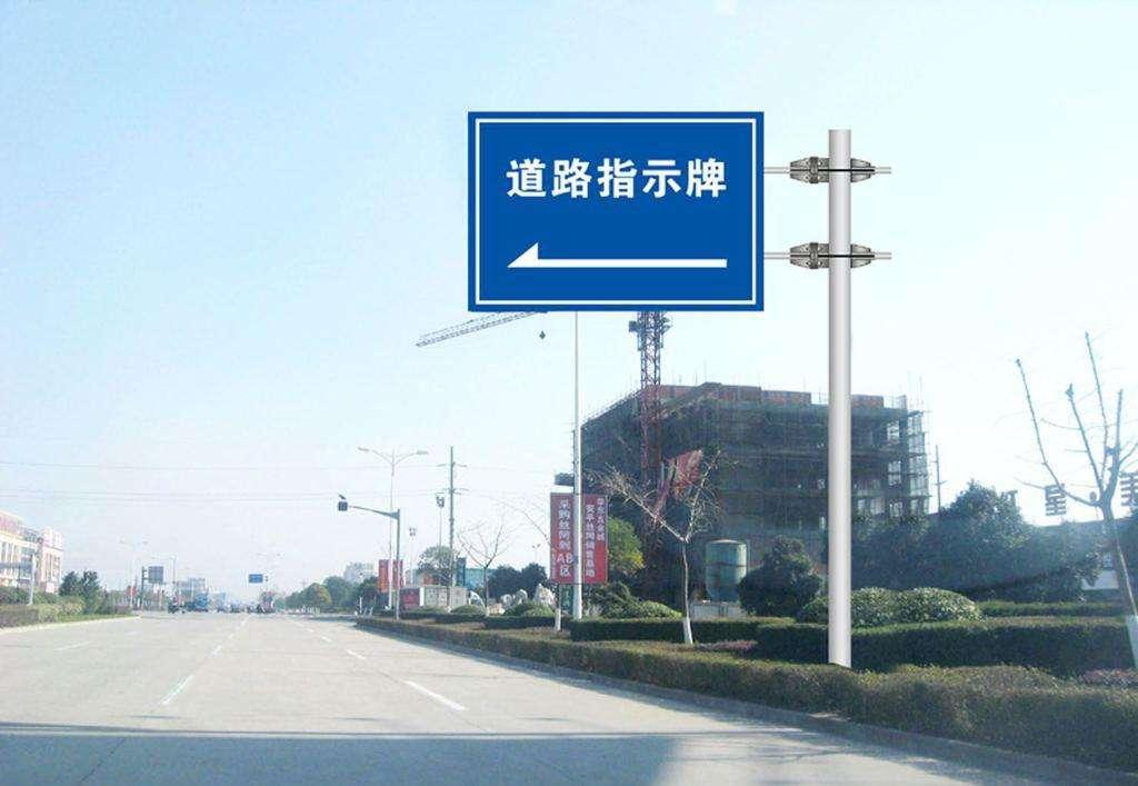 荆州F型标志杆定制