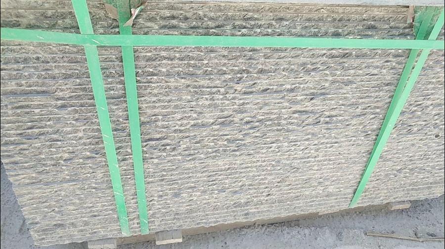 规格面青石板青石地铺竹子石火烧面嘉德景观石材自然设计图图片
