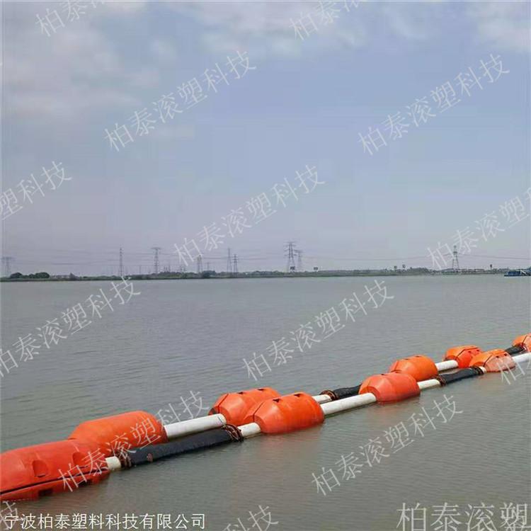 深圳夹管子浮体出售 抽沙浮筒