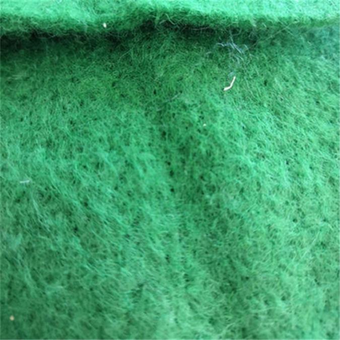 100克绿色土工布报价