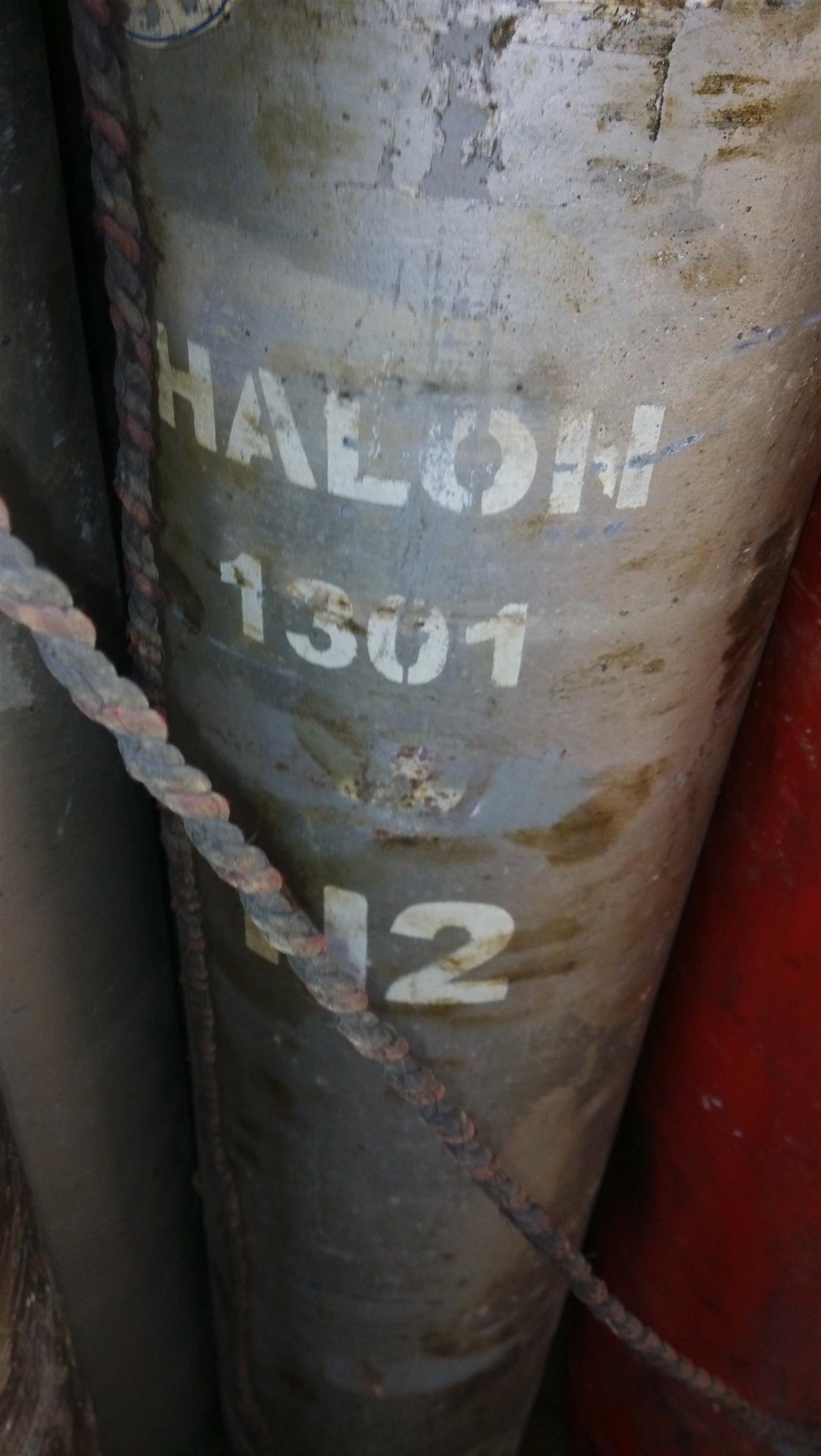 鞍山定点回收1301灭火器剂
