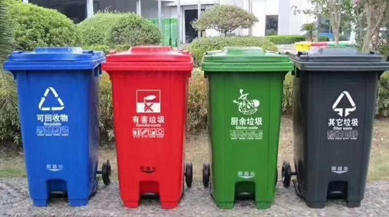 德州240升垃圾桶批发价格