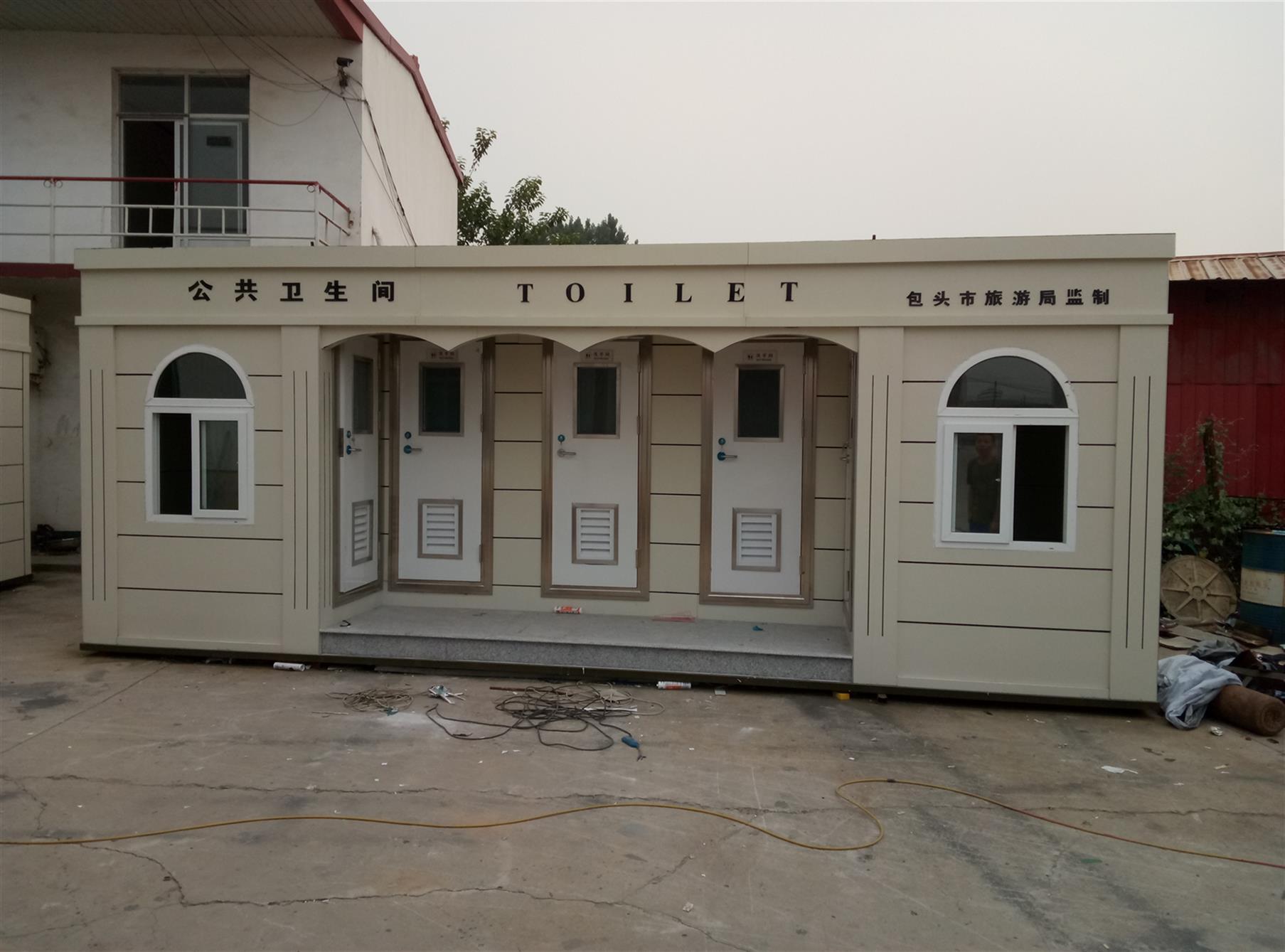 潍坊移动厕所厂家直销