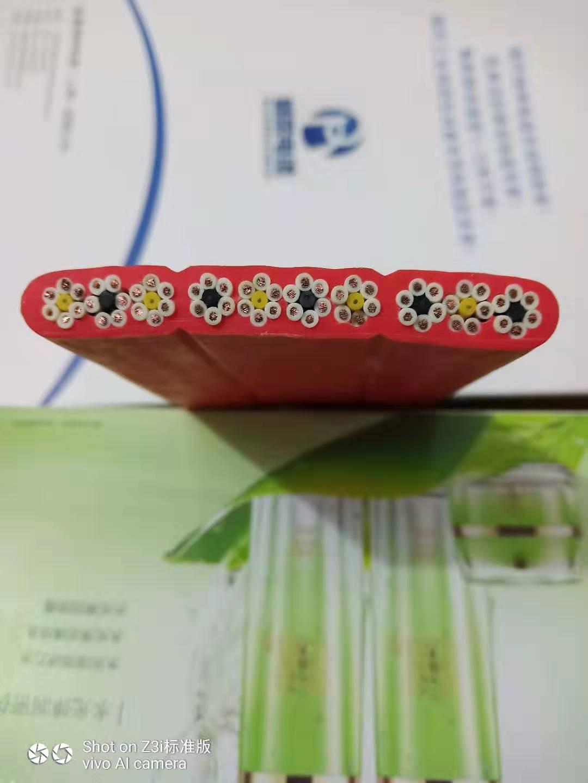 杭州堆取料机扁电缆规格