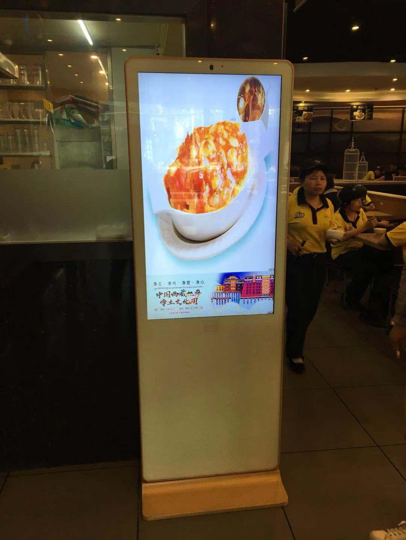 北京回收各种立式广告机回收价格高