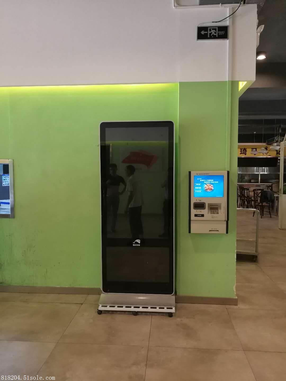 55寸立式广告机回收价格厂