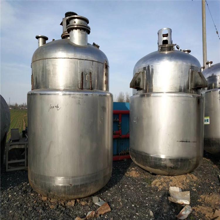 杭州二手2吨反应釜厂家直销