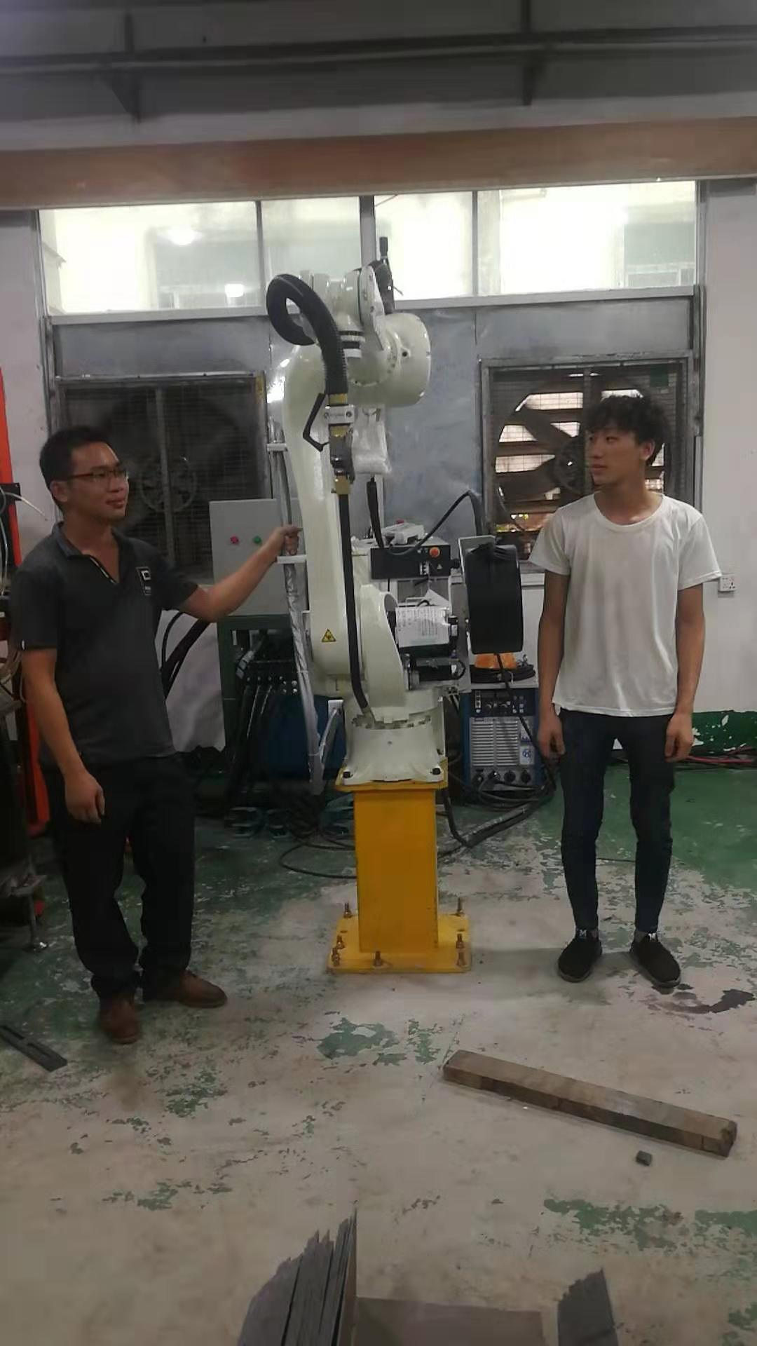 珠海焊接机器人厂