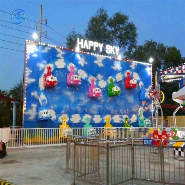郴州广场游乐设备厂家