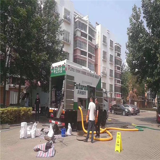 扬州净化吸污车厂