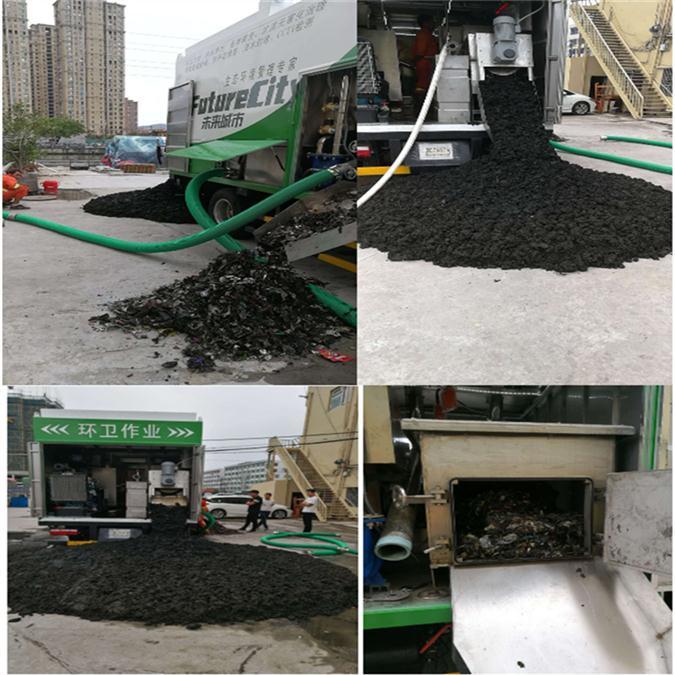 沧州环保吸污车型号