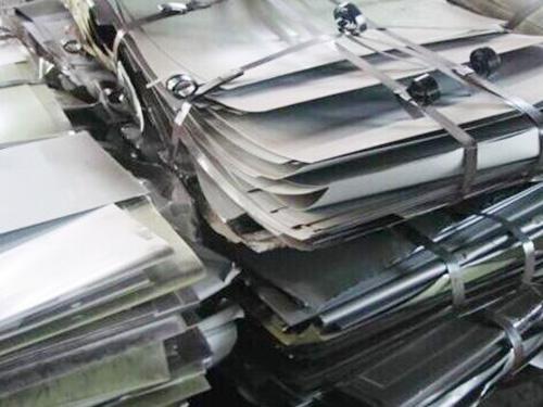 大岭山回收铝加工厂