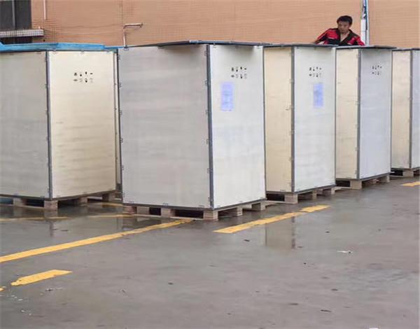 惠州出口木箱价格