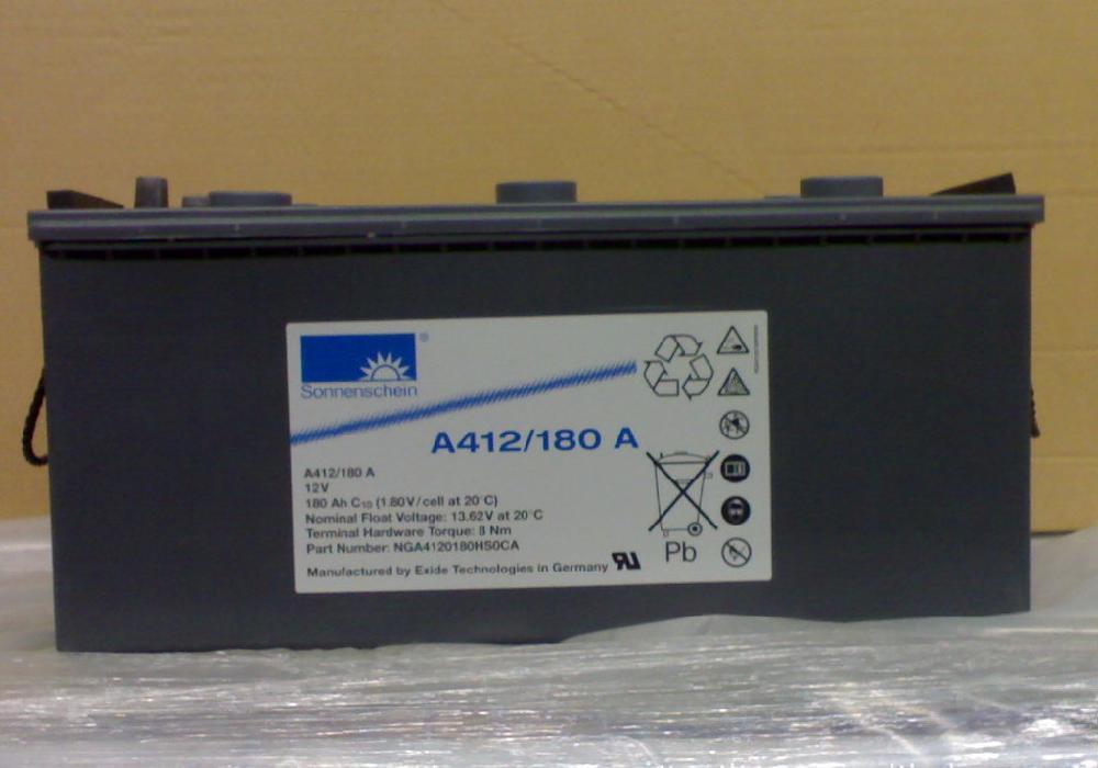 鞍山德国阳光胶体蓄电池