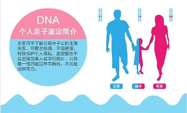 赤峰DNA检测中心
