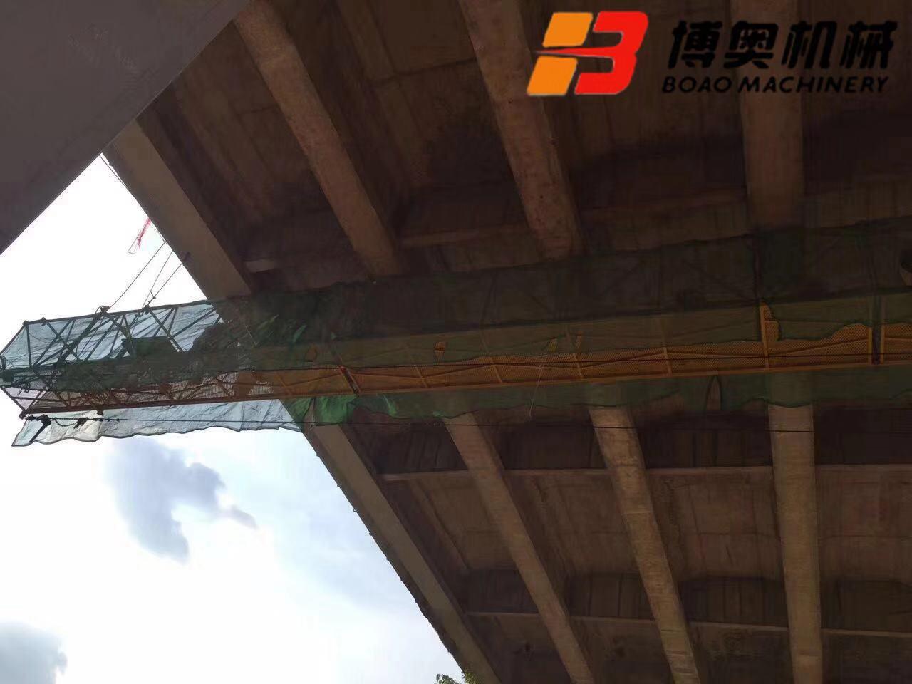 海南桥梁检修车租赁价格