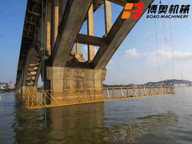 鞍山桥梁施工平台