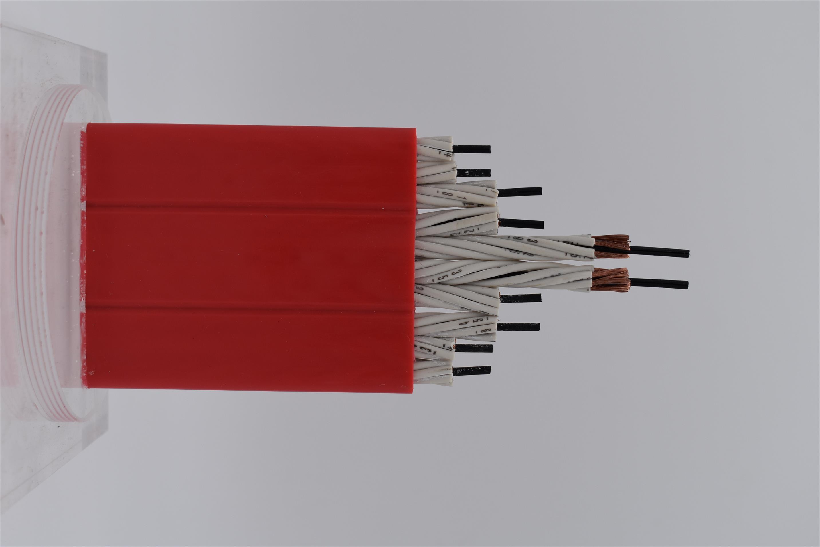 扬州起重机扁平电缆规格