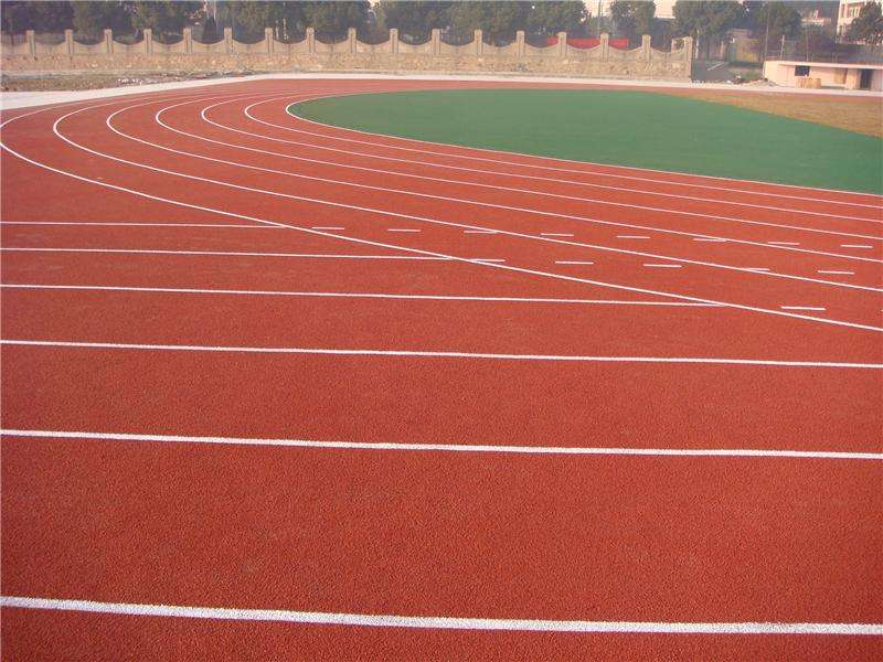 桂林市兴安县环保塑胶跑道跑道
