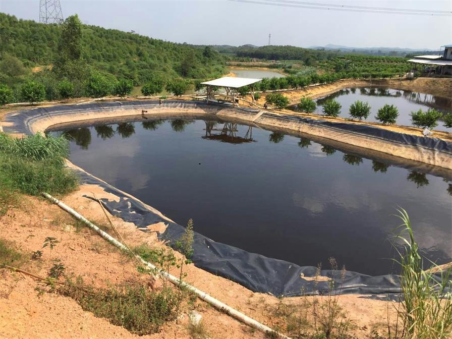 长治沼气池