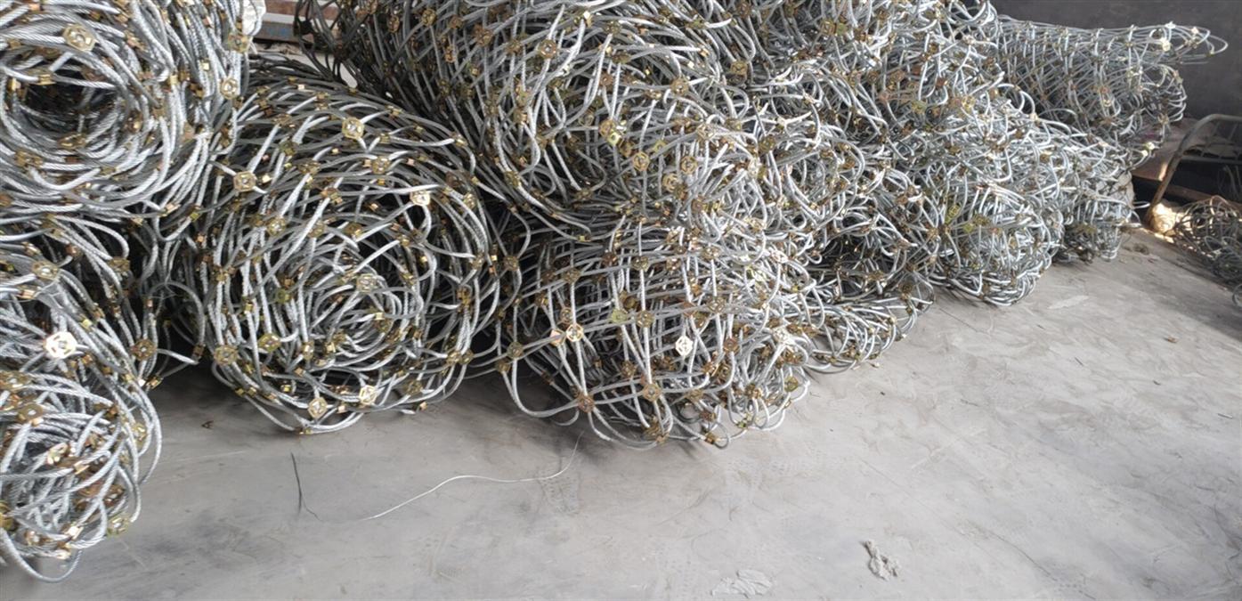 钦州边坡被动防护网公司