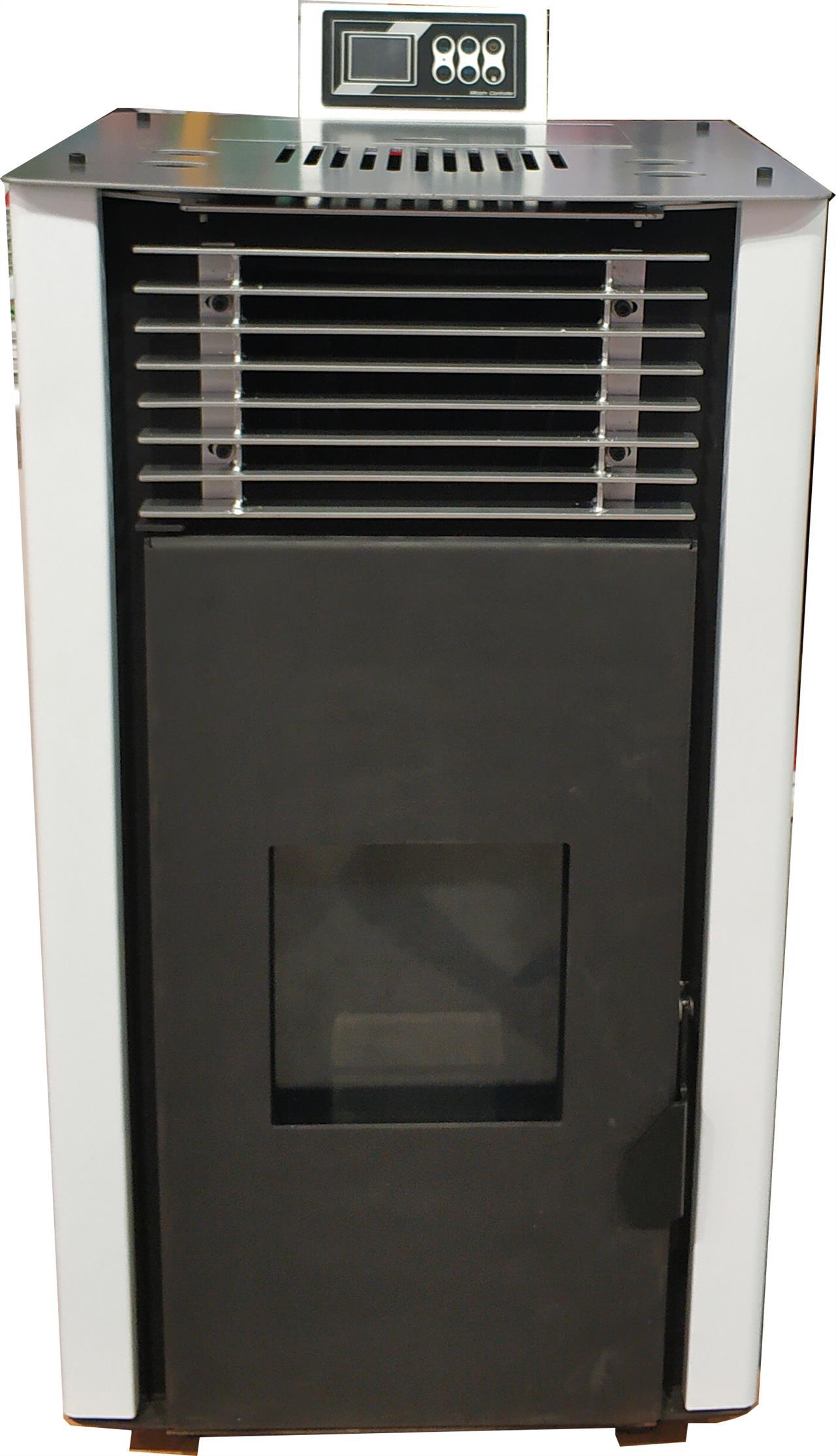 湖北生物质颗粒真火壁炉品牌 生物质颗粒暖风炉 提供非标设备制造