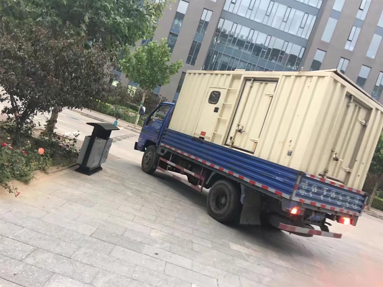 北京石景山区发电车出租厂家