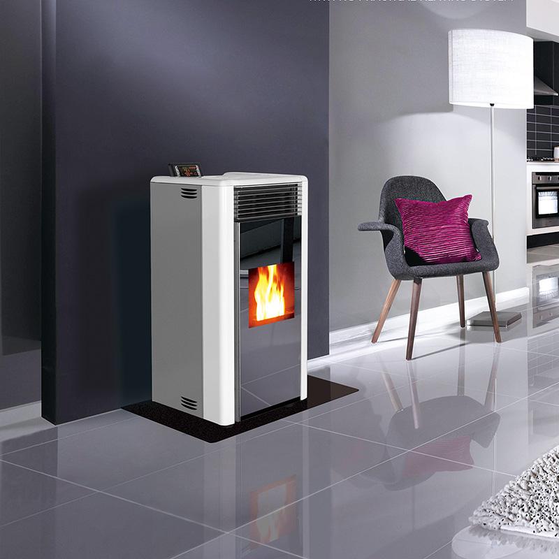 甘肃环保颗粒暖风炉加工 生物质颗粒取暖炉 精心设计