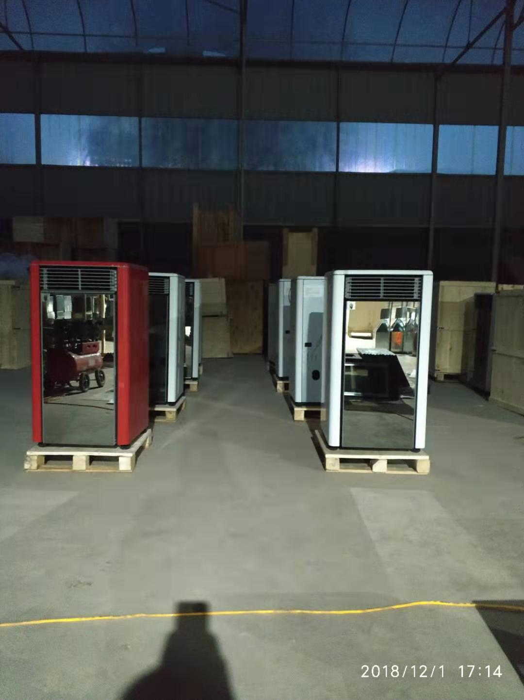 鹤壁环保颗粒暖风炉批发 生物质颗粒暖风炉 优质的售后