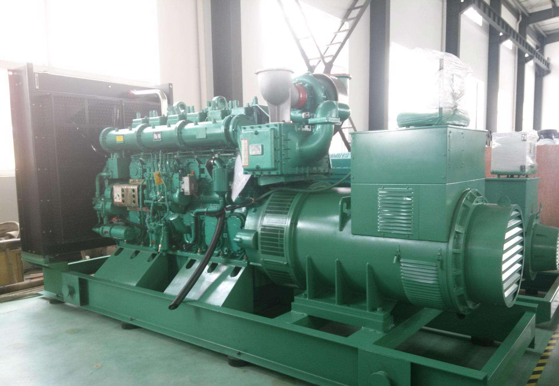 海南玉柴柴油发电机组