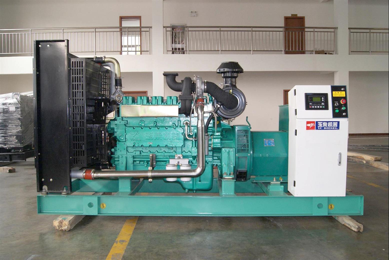阳江玉柴柴油发电机