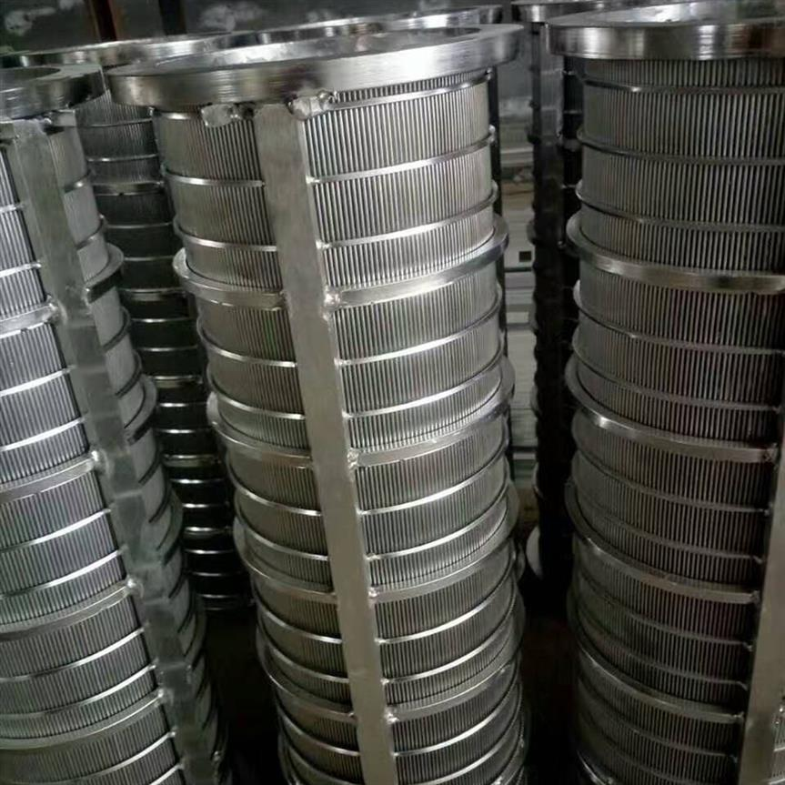 沧州分离机筛网生产 条缝筛网 先进工艺 性能优异