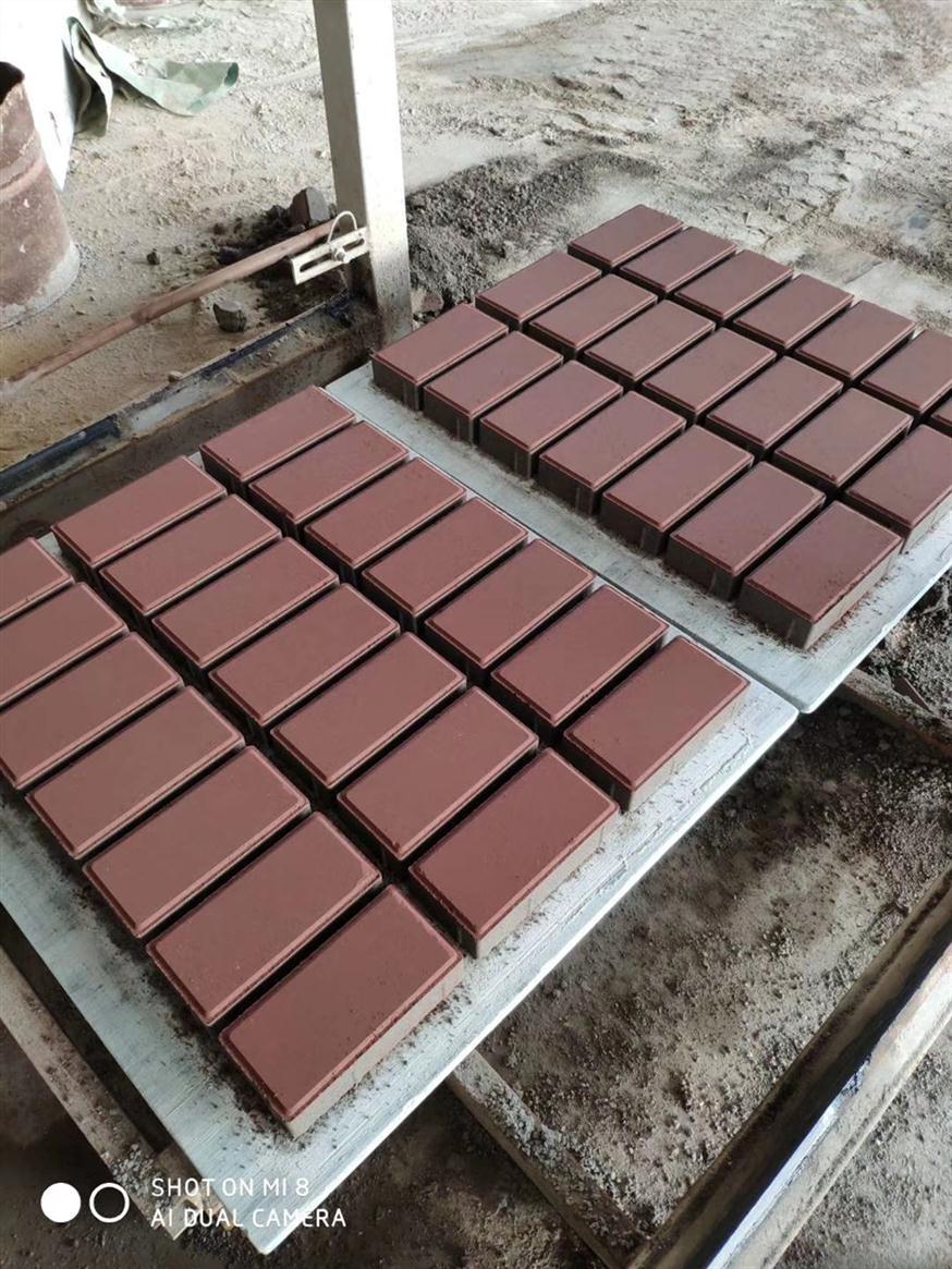 富山工业园透水砖销售价格