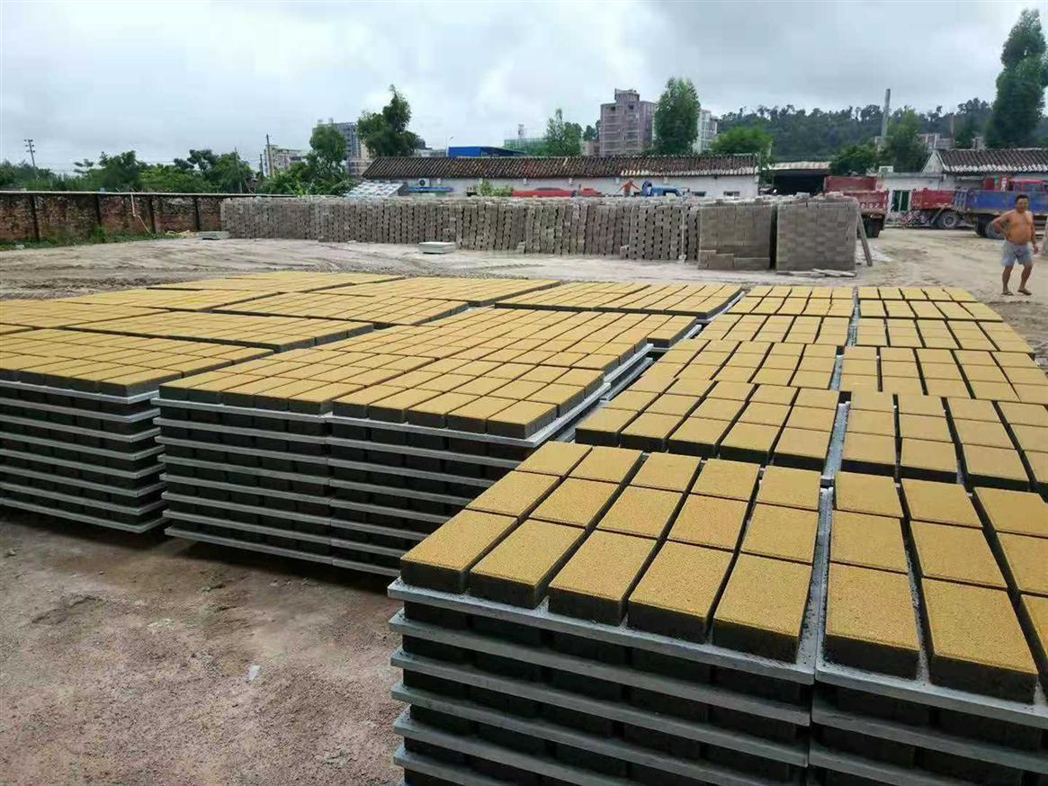 富山工业园透水砖供应商