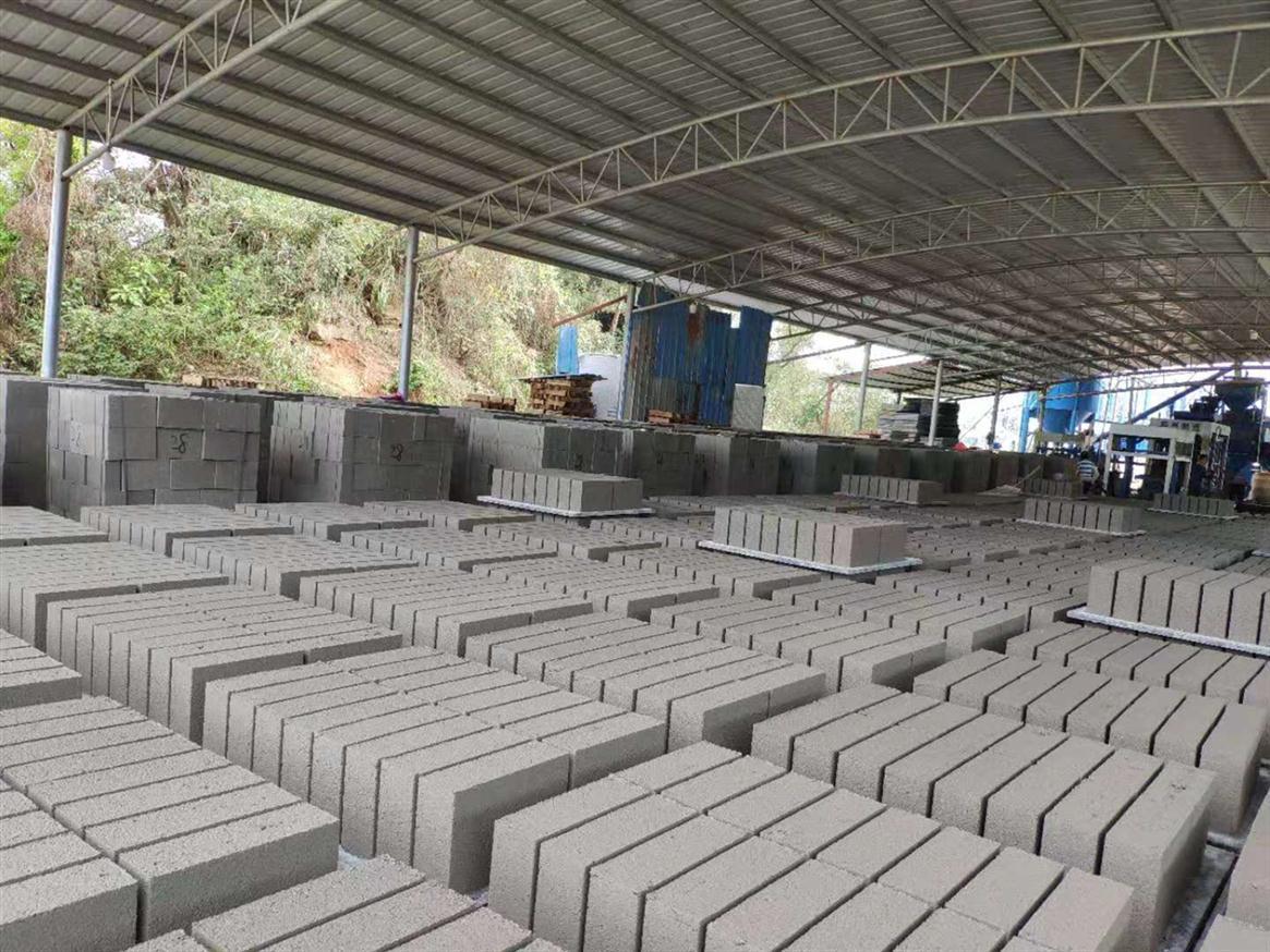 珠海市斗门区灰沙砖加工厂